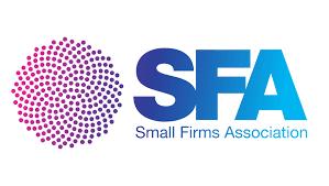 Start at Best stakeholder. Small Firms Association