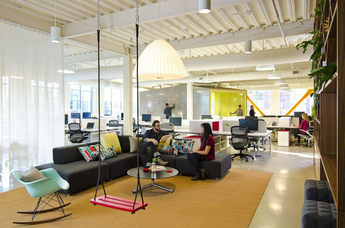 Workplace Innovation Transforming the Office Design of the Future.