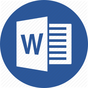 Start at Best. Word file icon