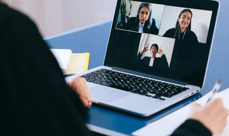 Virtual Meetings on the Rise